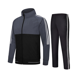 2019 autumn wholesale latest design tracksuit sports in jogging