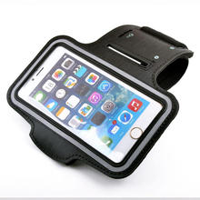 2015 Cheap Sport Arm hand Neoprene Phone Pouch,arm band phone bag,running armband for phone