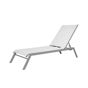 Outdoor beach furniture pool bed pool chairs sun lounger