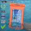 2017 clear armband mobile phone pouch waterproof case for iphone 7