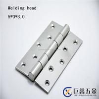Stainless steel 5 inch wooden door hinge