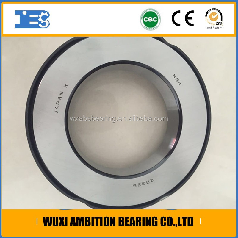 High precision NSK Thrust roller bearing 29326