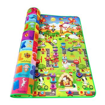 4b6f84ddc Juguetes de los niños de Malasia de juego personalizables alfombras de  juego bebé plegable estera del