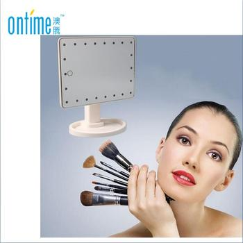 As Seen On Tv Makeup Mirror With Led Lights 22 Led Touch