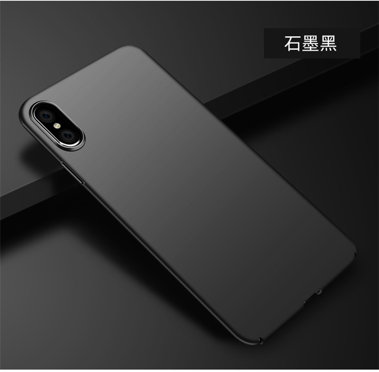 For iPhone X 10 Ultra Thin Slim Back Cover Case For iPhoneX Hard PC Case