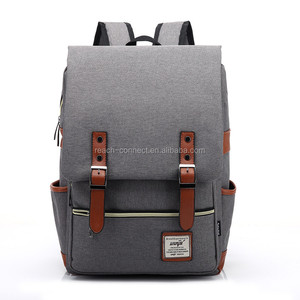 Best selling fashion pattern travel Oxford Laptop backpack
