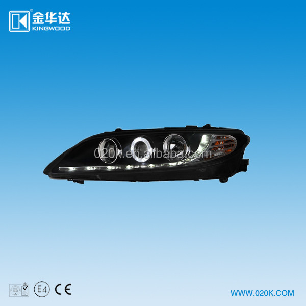 Cruiser diesel engine hid projector headlights for M6