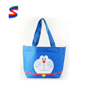 New Style OEM ODM Factory laminated Non Woven Shopping Bag