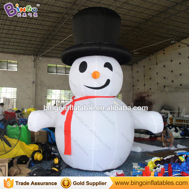 4M / 13ft Snowman Inflatable for Kids Christmas Pictures