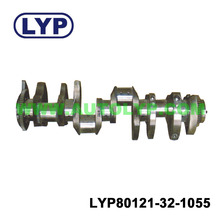Crankshaft for engine parts for BEDFORD J6-330