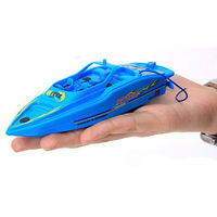 rs-5933392B High-powered R/C Racing Boats 2PCS in Family Packing with Inflatable Swimming Pool