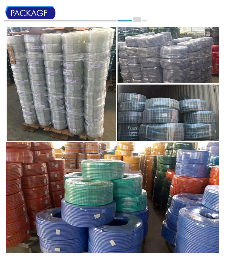 Quality Widely used food grade 3 inch clear pvc hose tubing