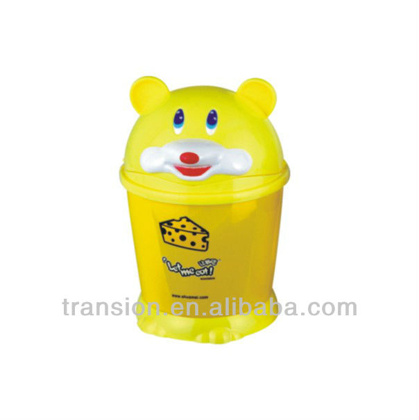 waste bin for chainstores table Garbage Bin with foot pedal