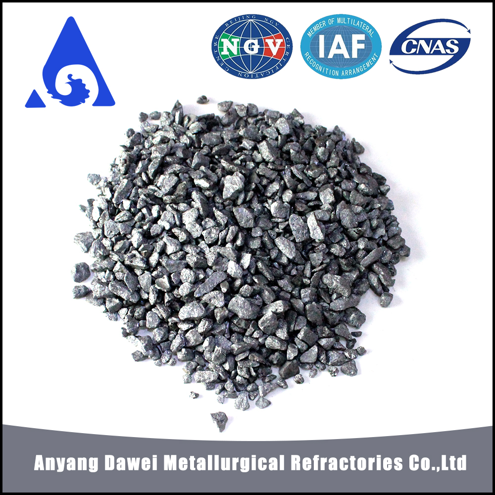 Good price ferro silicon slag/FeSi granules 75 Metallurgical deoxidizer manufacturer