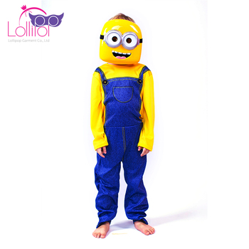 Wholesale halloween cosplay cartoon characters movie costumes for boys