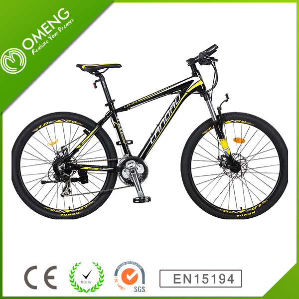 "2016 New Arrival High Quality 26""Aluminum Alloy Mountain Bike Prices"