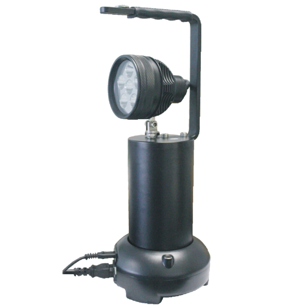 powerful waterproof IP67 oil filed flameproof led torchlight