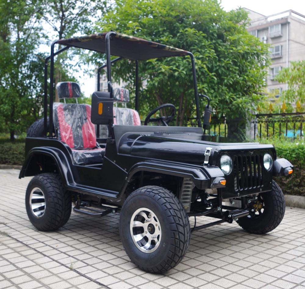 Set of 2 Dual Beam Headlight Fog Lamp for Utility Vehicle Go Kart Cart ATV UTV