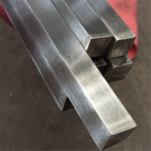 stainless steel square bar sizes