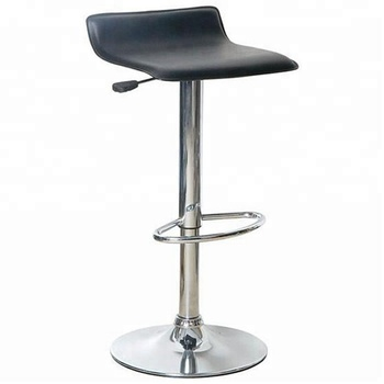 Wondrous Height Adjustable Bar Stools With Pu Wholesale Chromed Base Kitchen Chair Seat Cushions Footrest Cheap Home Office Furniture Buy Bar Stools Machost Co Dining Chair Design Ideas Machostcouk