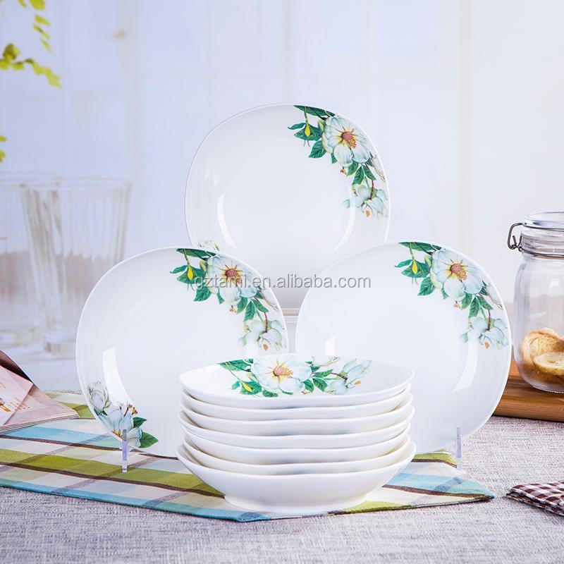 Cheap White Dinner Plates, Cheap White Dinner Plates Suppliers and ...