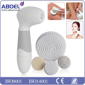 foot scrubber machine