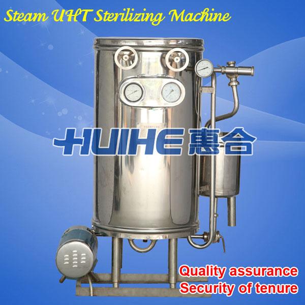 Uht Milk Sterilizer Machine On Sale