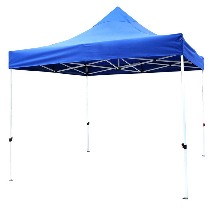 outdoor canopy fabric tent 3 x 3m Promotion customized <strong>trade</strong> show folding popup tents for event