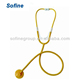 DT-512 Plastic stethoscope for one time use Stethoscope Toy