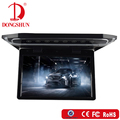 17.3 inch sd card car usb media player for flip down monitor