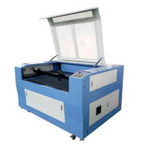 China Jinan XQ co2 laser machine factory price glass cub for sale