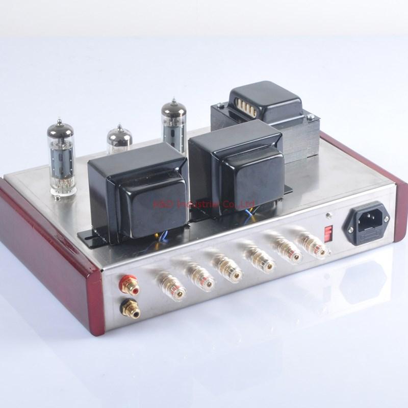 Class A 6N2 6P1 Tube Amplifier HIFI Valve Amp DIY Kit, View hifi valve amp  diy Kit, K&D Product Details from Shenzhen Hanlongjia Technology Co , Ltd