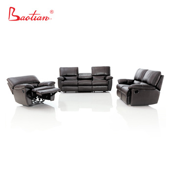 Stupendous Living Room Sofa Modern Top Grain Leather Recliner Sofa For Restaurant Buy Recliner Sofa Leather Recliner Sofa Best Leather Sofa Product On Theyellowbook Wood Chair Design Ideas Theyellowbookinfo
