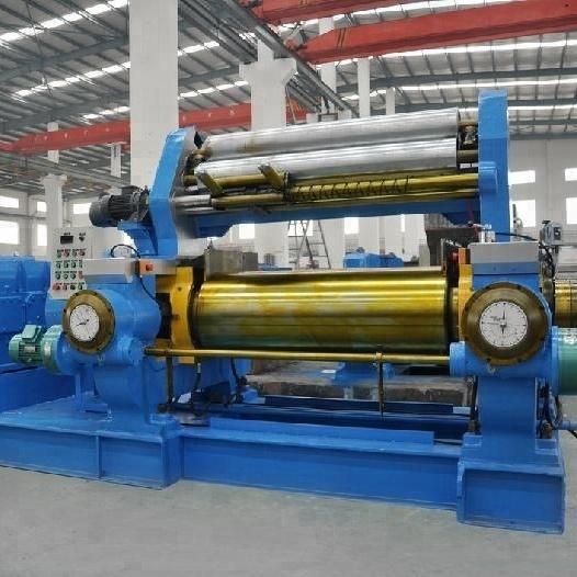 Xk-450 Open Two Roll Mixing Mill - Buy Rubber Sheet Line