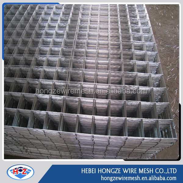 4x4 Galvanized Steel Wire Mesh Panels, 4x4 Galvanized Steel Wire ...