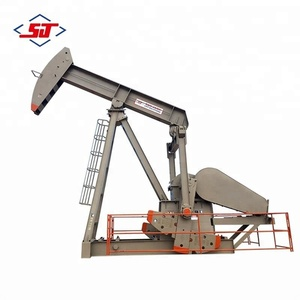 Shengji api 11e oil field equipment belt pump unit