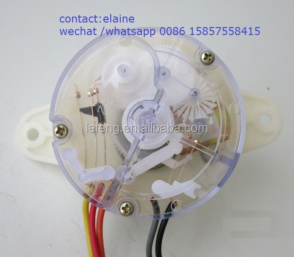 5 wire washing machine parts spin timer