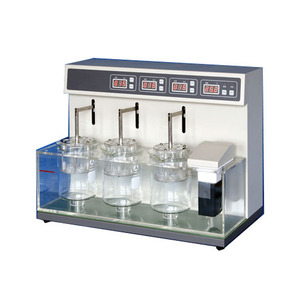 Nade Lab Tablet Disintegration tester BJ-3 3 Basket assembly tablet disintegration machine