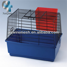 plastic rabbit hutch/various design metal rabbit cages for sale (factory)