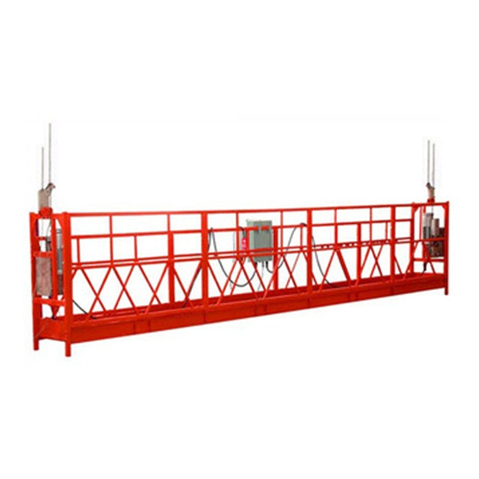Building Cleaning Cradle / Scaffold Ladder / Construction Electric Lift  Hoist / Suspended Platform - Buy Window Cleaning Suspended