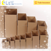 corrugated shipping carton box. double wall corrugated cardboard mailing outer carton box, Corrugated paper shipping box