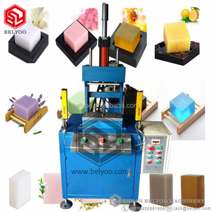 Toilet soap stamper/hydraulic soap stamp making machine/soap logo stamping machine for various shape