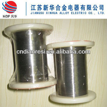 Nichrome Wire Ni80cr20 Nichrome Wire Heating Elements