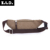 2018 leisure waist bag men vintage waist bag sustom outdoor canvas waist bag