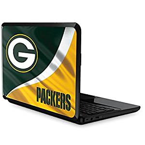 NFL Green Bay Packers Pavilion G7 Skin - Green Bay Packers Vinyl Decal Skin For Your Pavilion G7