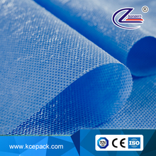 hospital medical waterproof coloured nonwoven fabric