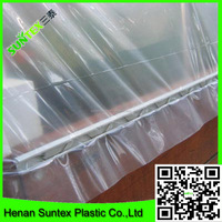 Blow molding clear new ldpe greenhouse film,large size tunnel greenhouse rain proof shading film,sun block anti dropping film