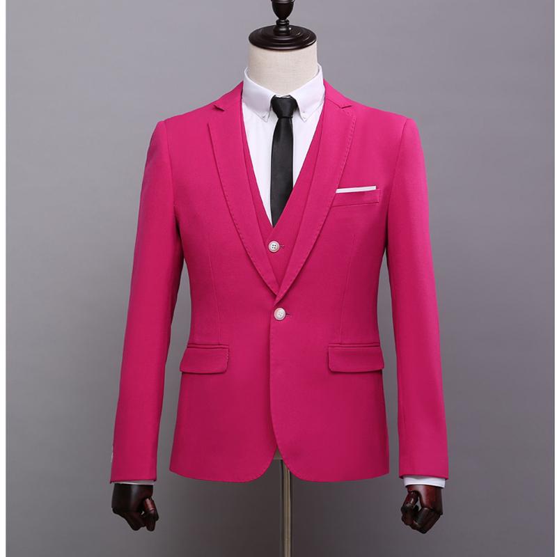 Venta al por mayor trajes de novio de colores-Compre online los ...