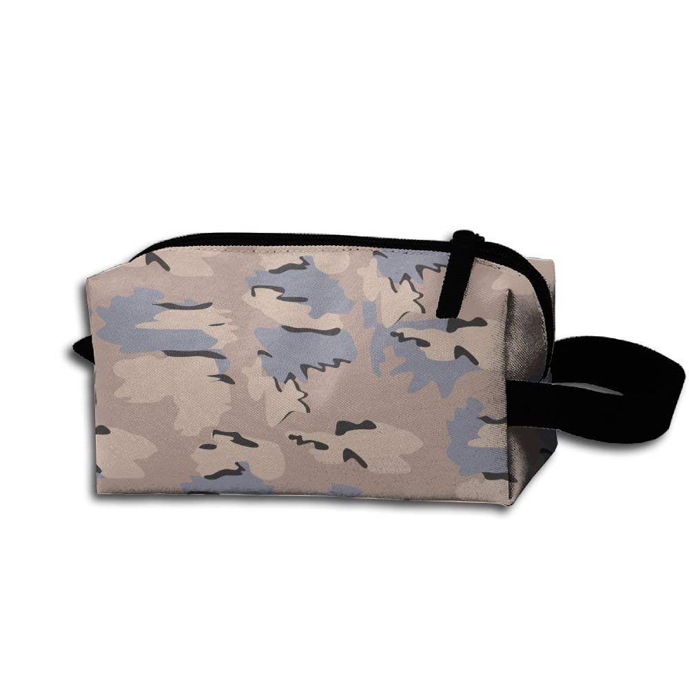 a8dddc928f Get Quotations · XIELIAN Camo Makeup Bag Printing Travel Portable Cosmetic  Bag Stationery Storage Pouch Bag Multi-function