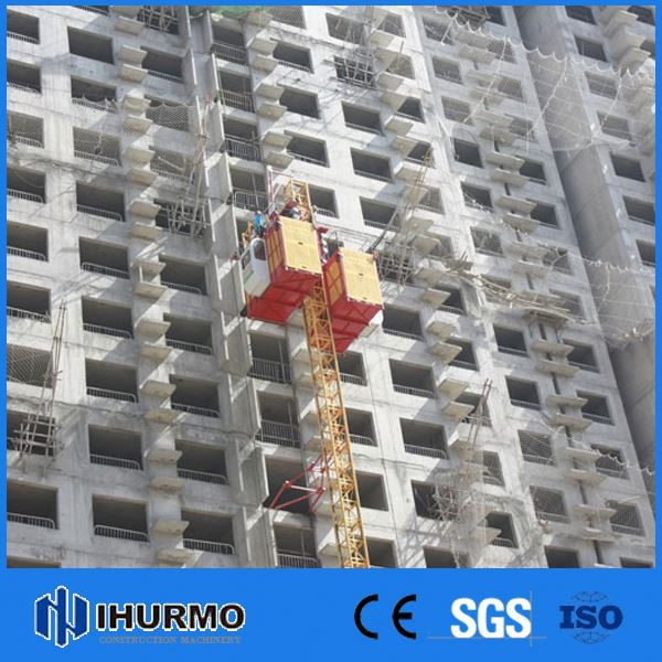 Beijing Mature-tech concrete hoist